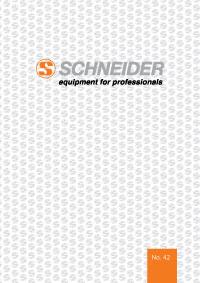 Schneider katalog